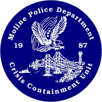 Criss Containment Unit Logo